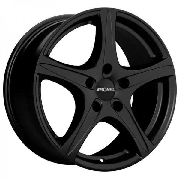 RONAL R56 BLACK MATT 5X120 ET35 HB72.5