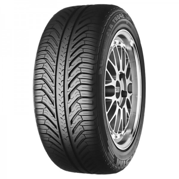 MICHELIN PILOT SPORT AS PLUS GRNX N1 255/45R19 100V TL