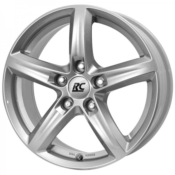 RC DESIGN RC 24 CRY SIL 5X112 ET43 HB57.1