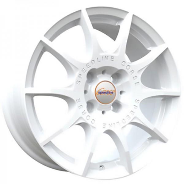 SPEEDLINE SL2 MARMORA RALLYE WHITE 4X108 ET25 HB65.1