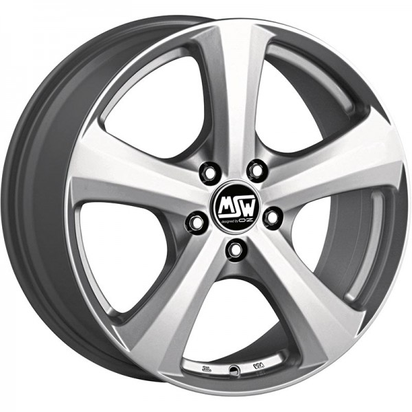 MSW MSW 19 FULL SIL 5X108 ET45 HB65.06