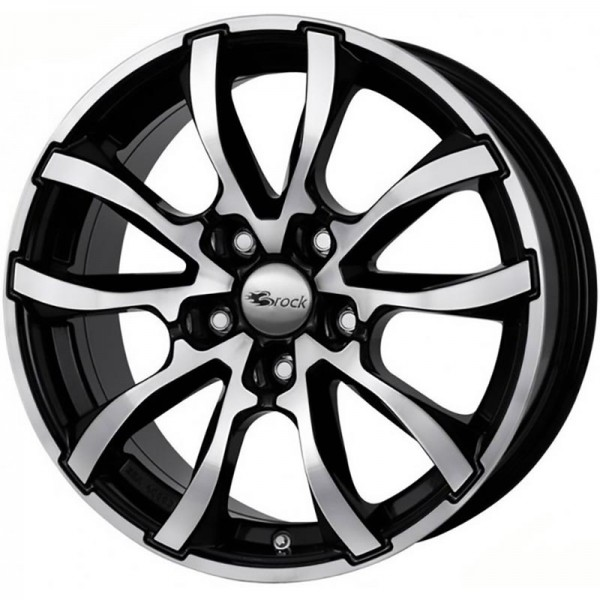 RC DESIGN RC23 BLACK GLOSSY VP 5X114 ET38 HB72.6
