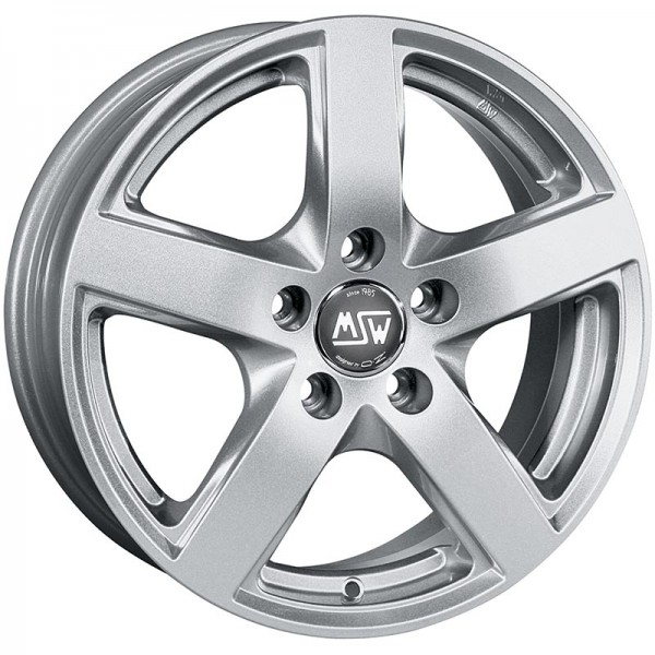 MSW MSW 55 FULL SIL 5X112 ET52.5 HB66.46