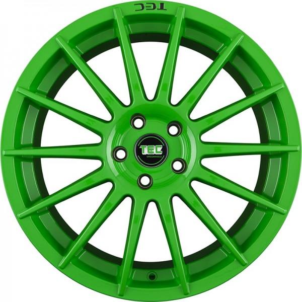 TEC AS2 RACE LIGHT GREEN 5X120 ET45 HB72.6