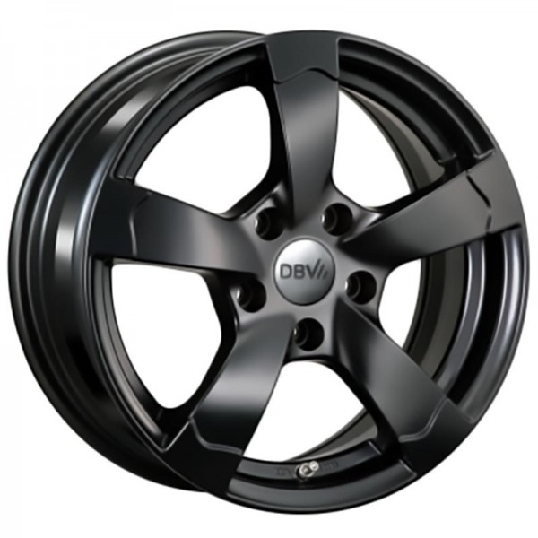 DBV TORINO 2 BLACK MATT 4X100 ET35 HB63.3