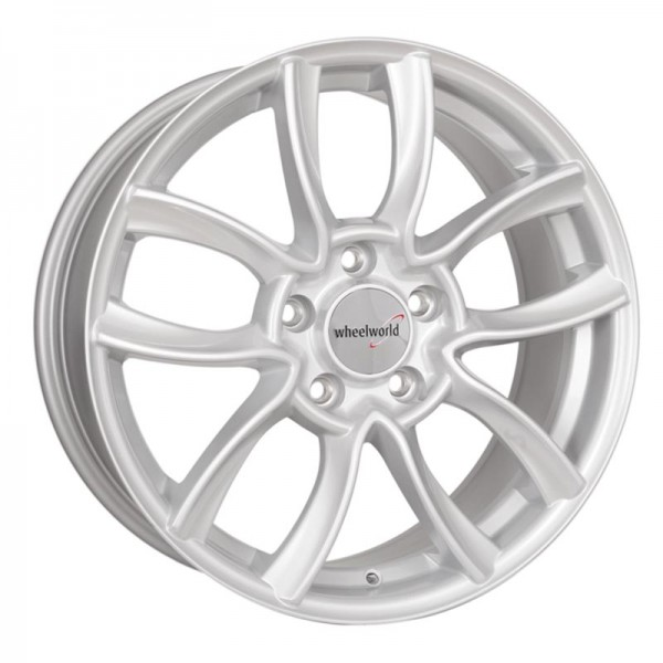 WHEELWORLD WH14 RACE SILVER PAINTED 5X130 ET54 HB71.6