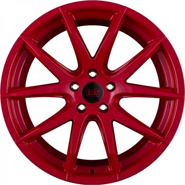 TEC GT3 TORNADO RED 5X112 ET30 HB72.5